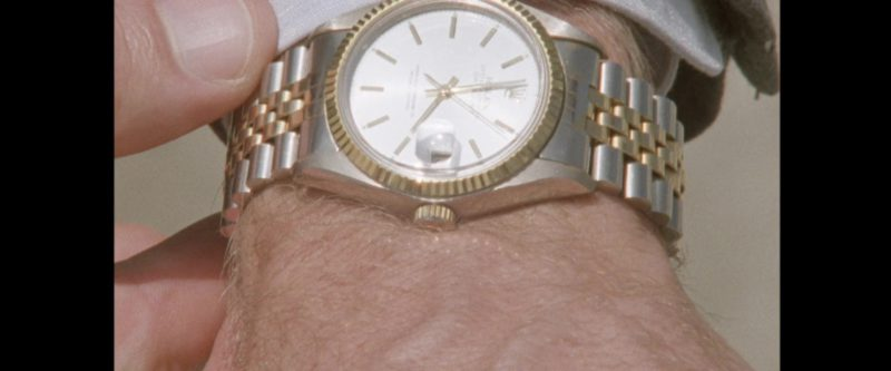 Rolex Men's Watches in Billionaire Boys Club (2018) - Movie Product Placement