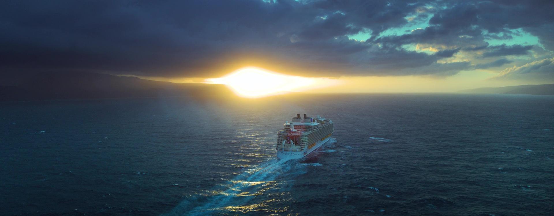 Royal Caribbean International Ms Harmony Of The Seas Oasis
