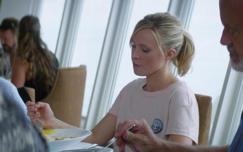 Royal Caribbean Tee Worn by Kristen Bell in Like Father (1)
