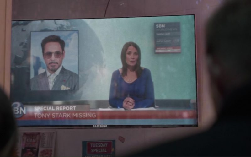 Samsung TV in Avengers Infinity War (4)