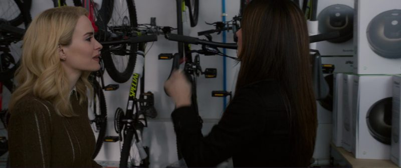 Specialized Bicycles in Ocean's 8 (2018) - Movie Product Placement
