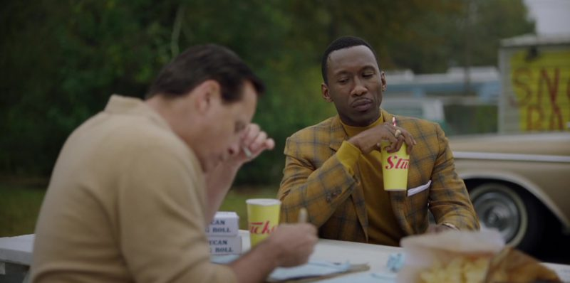 Stuckey's in Green Book (2018) - Movie Product Placement