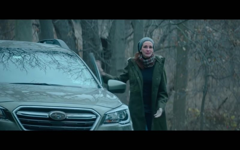 Subaru Car Used by Julia Roberts in Ben Is Back (7)