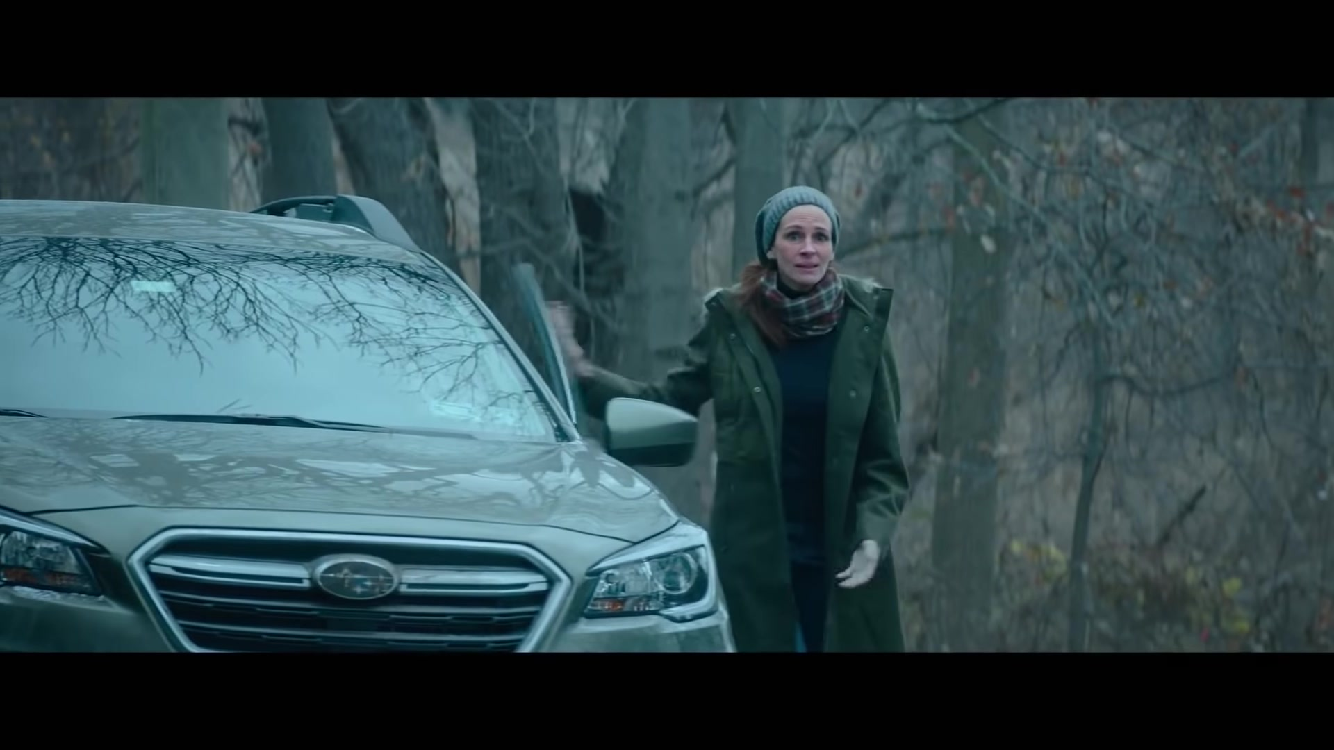Subaru Car Used by Julia Roberts in Ben Is Back (2018) Movie - Product Placement Blog