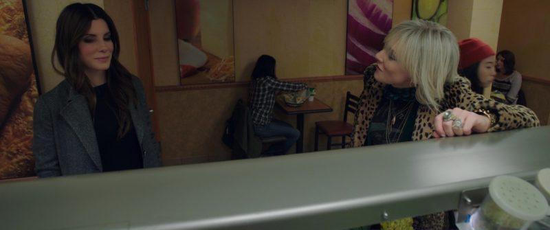 Subway in Ocean's 8 (2018) - Movie Product Placement
