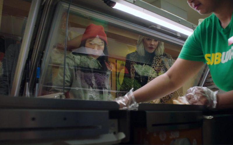Subway in Ocean's 8 (5)
