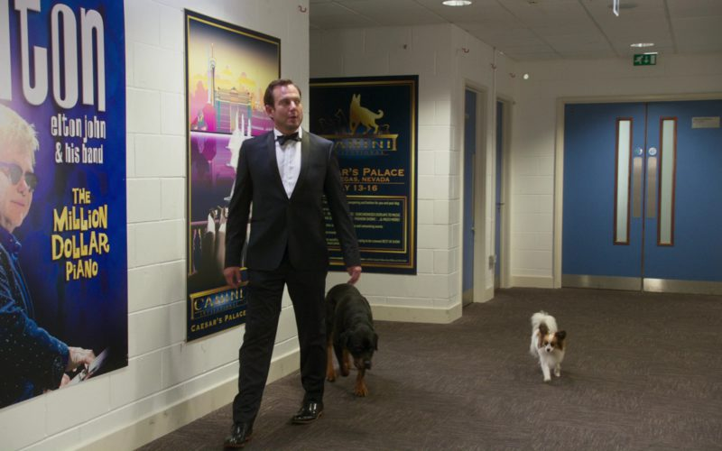 The Million Dollar Piano by Elton John Poster in Show Dogs (1)