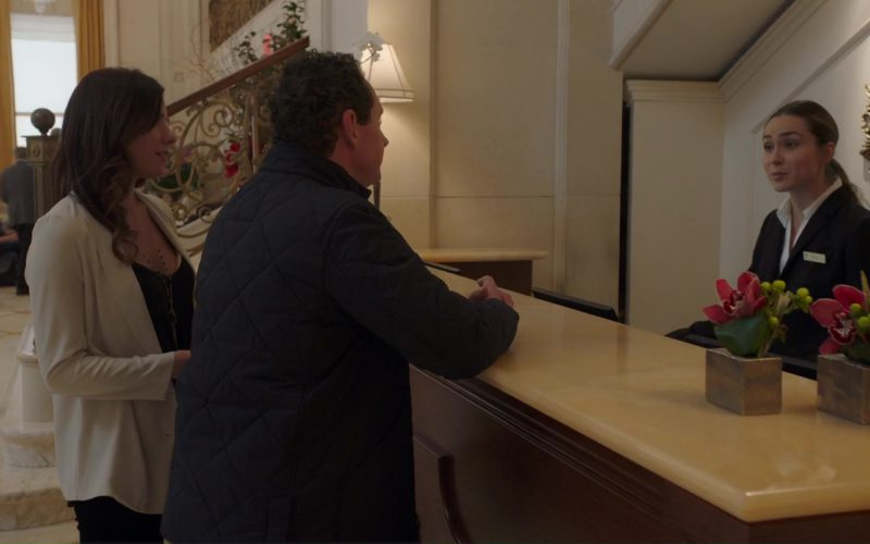 The Plaza Hotel New York in Ocean's 8 (1)