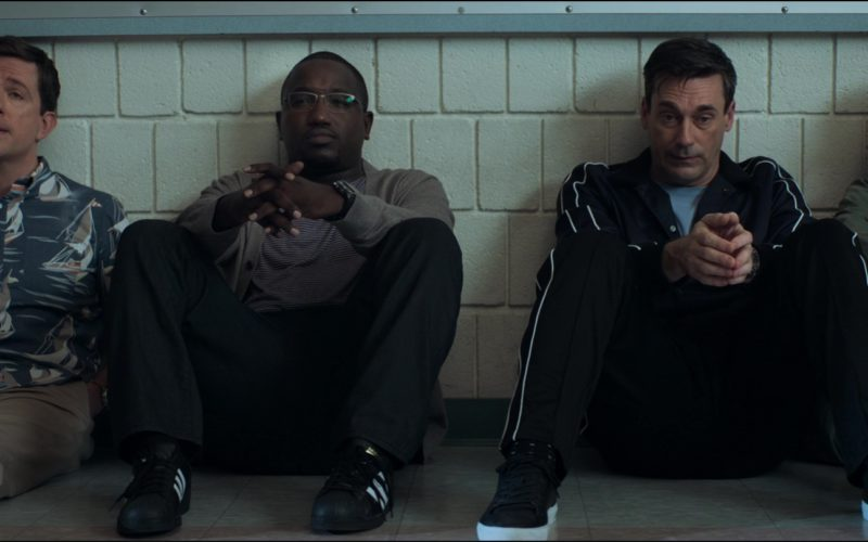 Timberland Shoes Worn by Ed Helms and Adidas Sneakers Worn by Hannibal Buress in Tag (1)