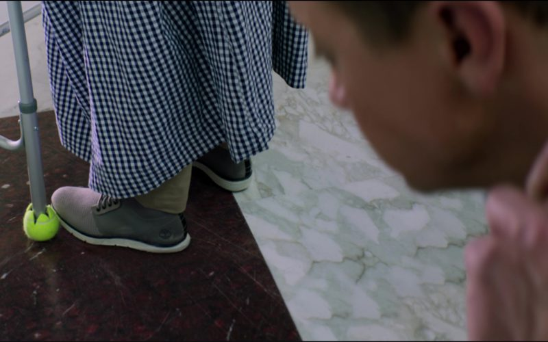 Timberland Shoes Worn by Ed Helms in Tag (1)