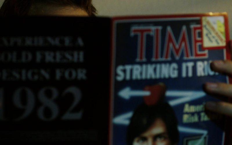 Time Magazine and Steve Jobs (Apple) in Billionaire Boys Club (5)