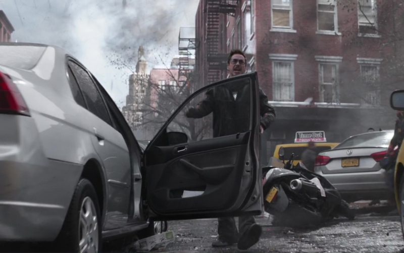 Time Out New York in Avengers Infinity War (1)