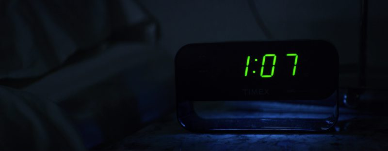 Timex FM Dual Alarm Clock Radio in Like Father (2018) - Movie Product Placement