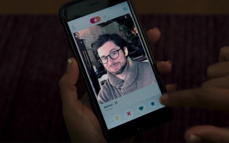 Tinder App Used by Mindy Kaling in Ocean's 8 (1)