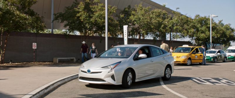 Toyota Prius Car in Book Club (2018) - Movie Product Placement