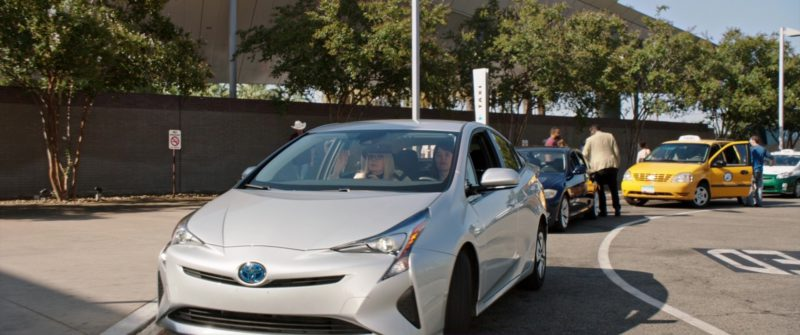 Toyota Prius Car in Book Club (2018) Movie Product Placement