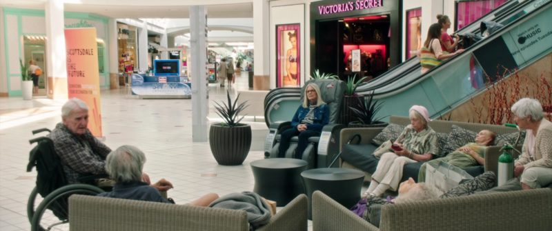 Victoria's Secret Lingerie Store in Book Club (2018) Movie Product Placement