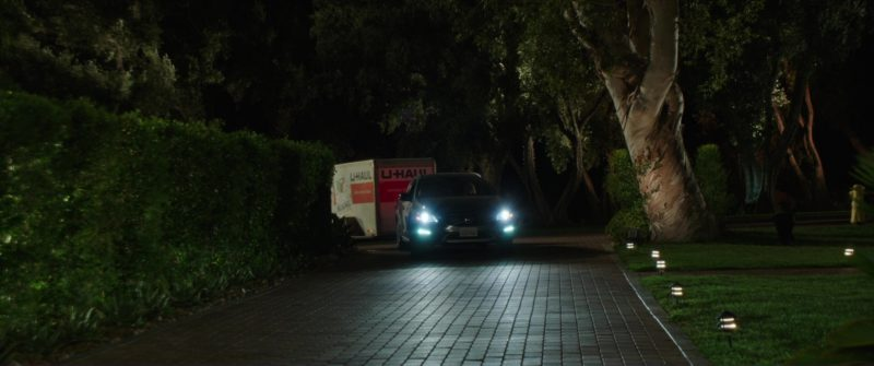 Volvo Car and U-Haul Cargo Trailer in Book Club (2018) - Movie Product Placement