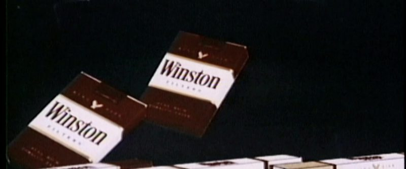Winston Cigarettes in Billionaire Boys Club (2018) - Movie Product Placement