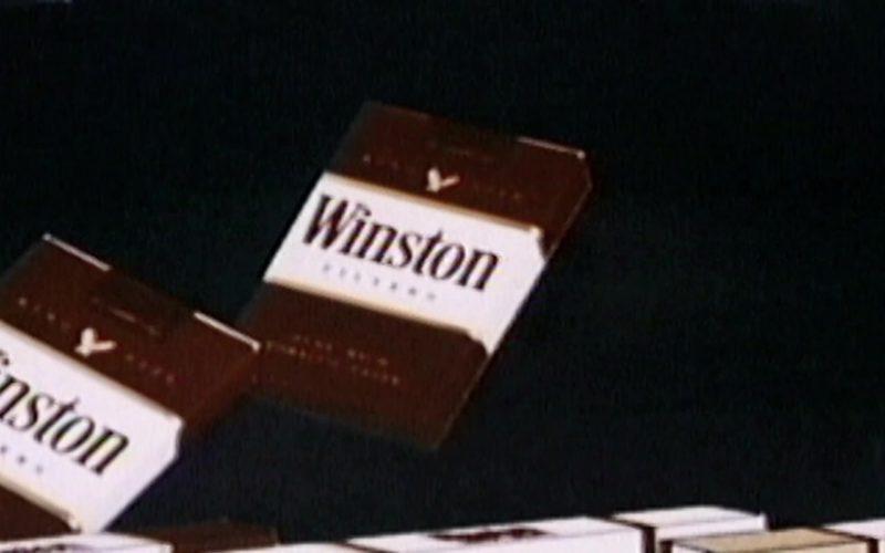 Winston Cigarettes in Billionaire Boys Club