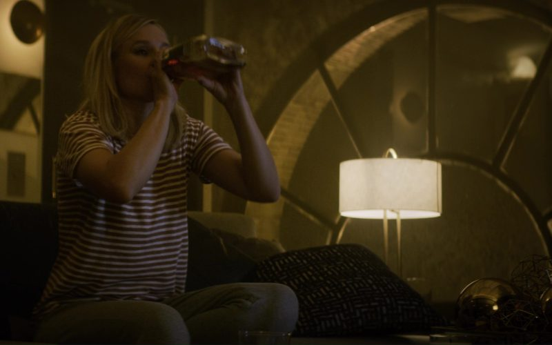 Woodford Reserve Kentucky Bourbon Whiskey Drunk by Kristen Bell in Like Father (5)