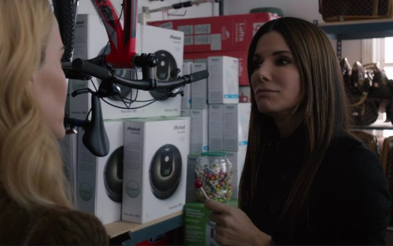 iRobot and LV Bags in Ocean's 8