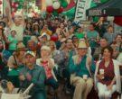 Air Canada and Pusateri's Fine Foods Umbrellas in Little Italy (1)