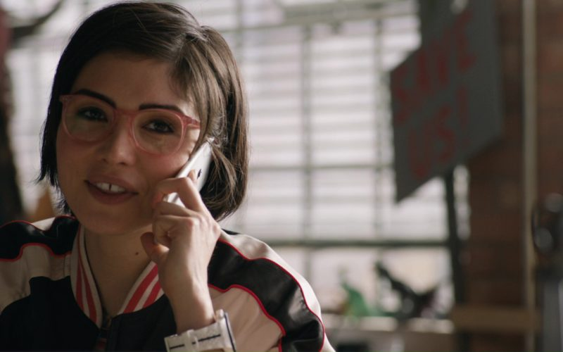 Apple iPhone Smartphone Used by Daniella Pineda in Jurassic World Fallen Kingdom