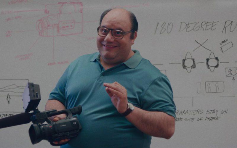 Canon Video Camera in Alex Strangelove