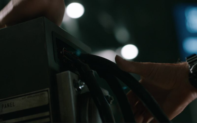 Casio G-Shock Sport Watch GA-700-1B Worn by Chris Pratt in Jurassic World Fallen Kingdom (10)