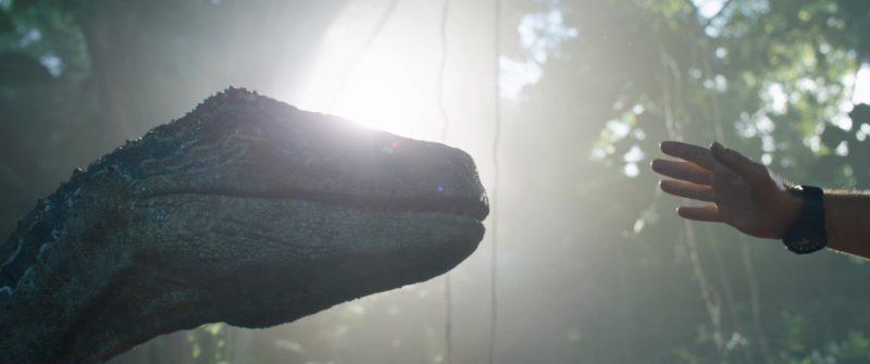 Casio G-Shock Sport Watch GA-700-1B Worn by Chris Pratt in Jurassic World: Fallen Kingdom (2018) - Movie Product Placement