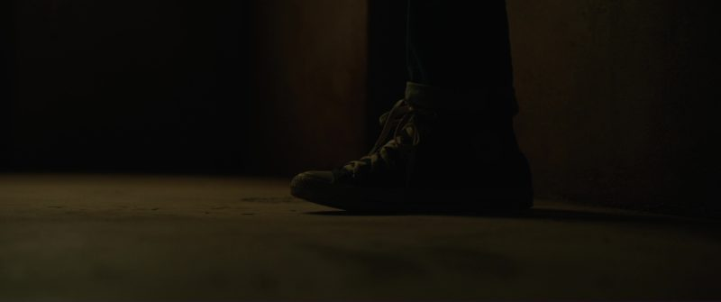 Converse Shoes Worn by Isabella Sermon in Jurassic World: Fallen Kingdom (2018) Movie Product Placement