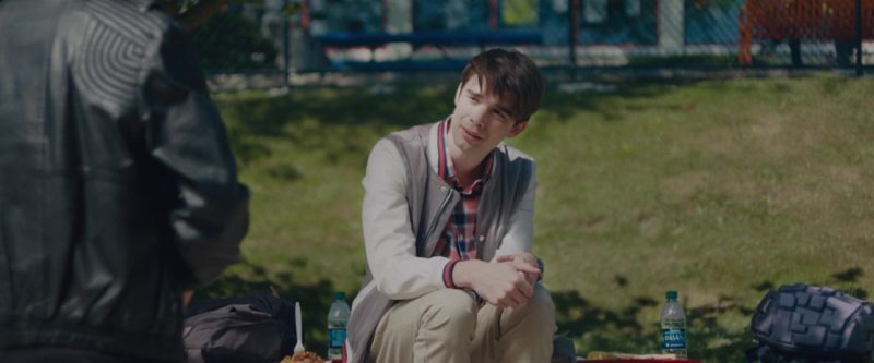 Dasani Water in Alex Strangelove (2018) Movie Product Placement