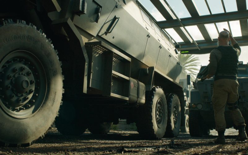 Goodyear Tires in Jurassic World Fallen Kingdom (1)