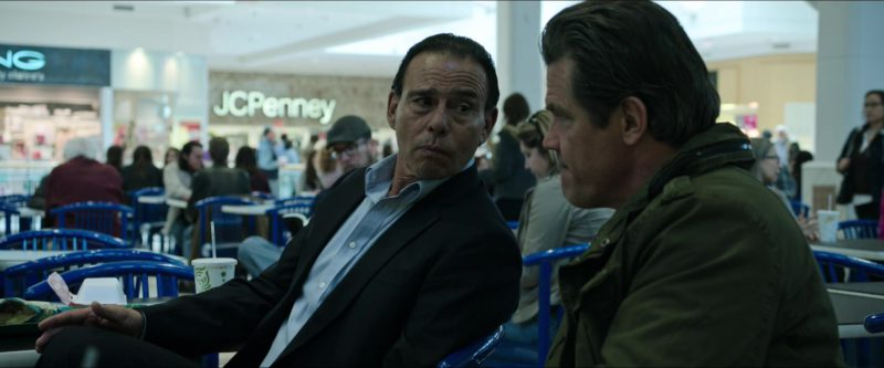 JCPenney Store in Sicario: Day of the Soldado (2018) Movie Product Placement