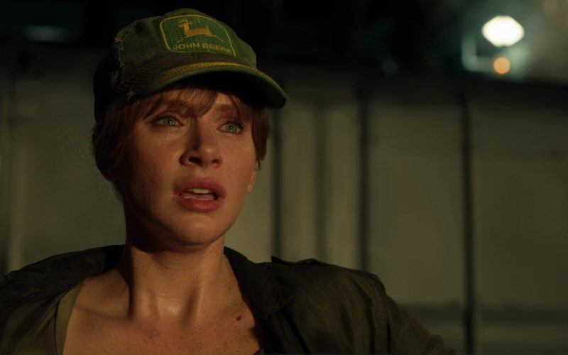 John Deere Cap Worn by Bryce Dallas Howard in Jurassic World Fallen Kingdom (3)