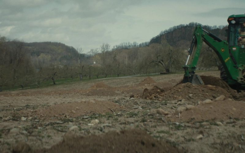 John Deere Excavator in I Think We're Alone Now (1)