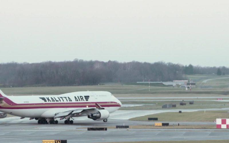 Kalitta Air Aircraft in UFO