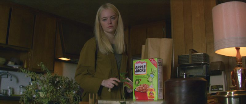 Kellogg's Apple Jacks Cereal in Maniac: Windmills (2018) TV Show Product Placement