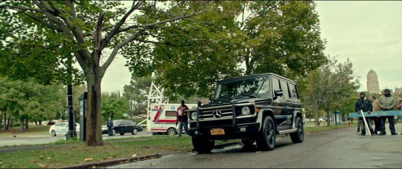 Mercedes-Benz G-Class SUV in The First Purge (2018) - Movie Product Placement