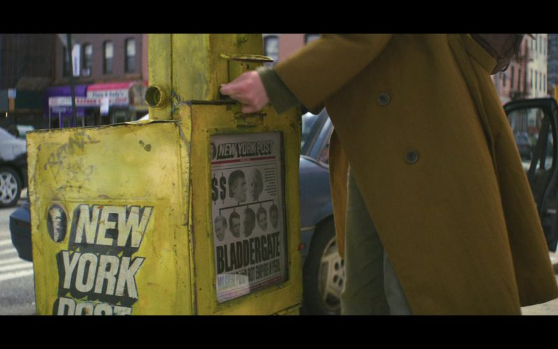 New York Post Newspapers in Maniac (1)