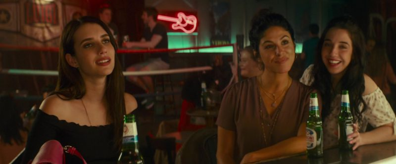 Peroni Beer Bottles in Little Italy (2018) Movie