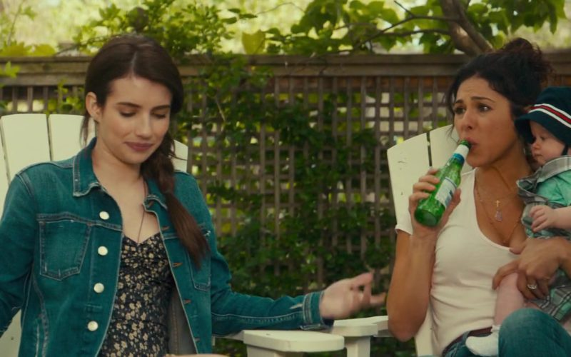 Peroni Beer Drunk by Emma Roberts and Cristina Rosato in Little Italy (1)
