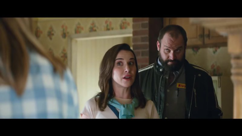 Pirelli Shirt Worn by Tom Segura in Instant Family (2018) Movie Product Placement
