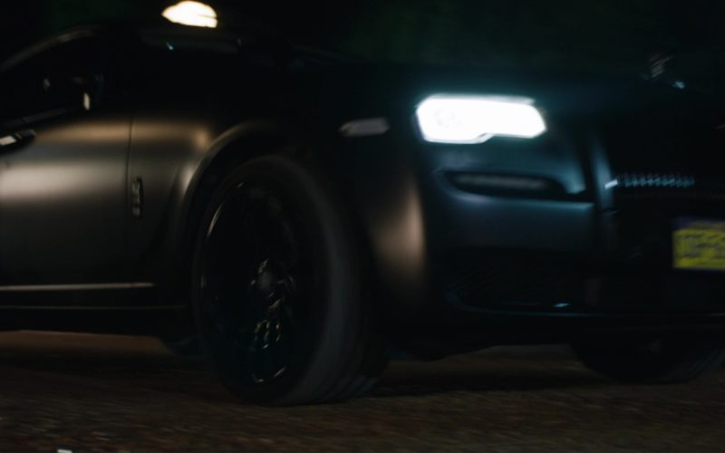 Rolls-Royce Ghost Car in Jurassic World Fallen Kingdom (1)