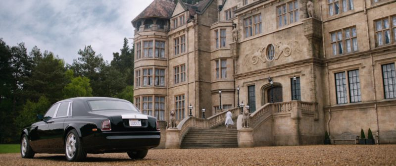 Rolls-Royce Phantom in Jurassic World: Fallen Kingdom (2018) - Movie Product Placement