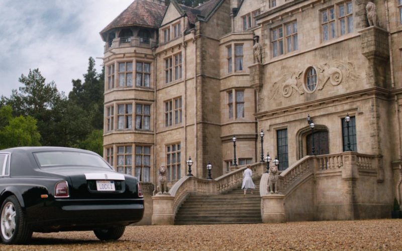 Rolls-Royce Phantom in Jurassic World Fallen Kingdom