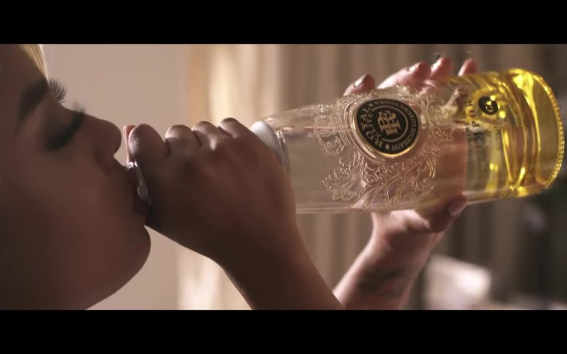 "Royal Elite Supreme Vodka in ""Leave Me"" by Rich The Kid (11)"