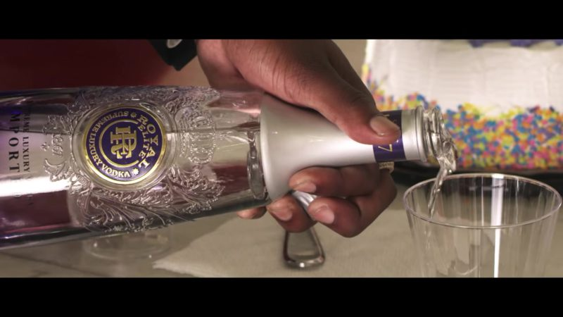 """Royal Elite Supreme Vodka in """"Leave Me"""" by Rich The Kid (2018) - Official Music Video Product Placement"""