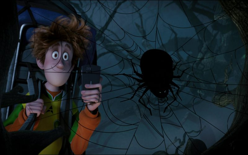 Sony Ericsson XPERIA Mobile Phone Used by Jonathan (Main Fictional Character) in Hotel Transylvania (1)
